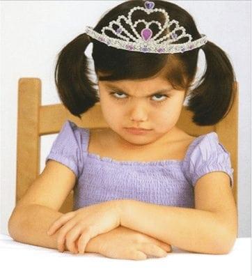 Beauty pageant kid